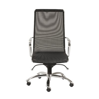 Eurostyle Osborn High-Back Mesh Office Chair with Arms