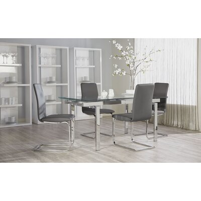 Eurostyle Danube 5 Piece Dining Set