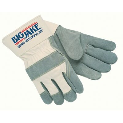 Memphis Glove Heavy-Duty Side Split Gloves - big jake side leather palm glove gunn cut 2-