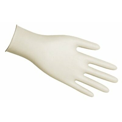 Memphis Glove Disposable Vinyl/Latex Gloves - small 5mil powder free latex gloves industrial