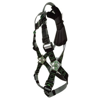 Miller by Sperian Revolution™ Harnesses - revolution harness w/removable belt side d rings