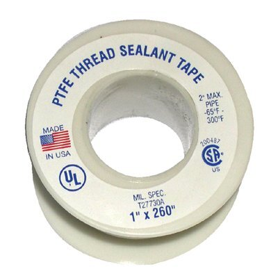 Plastomer Thread Sealant Tapes - PTFE tape