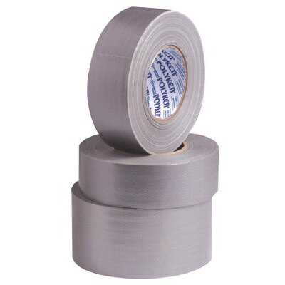 Polyken Multi-Purpose Duct Tapes - 223-2-silver 2&quot;x60yds silver duct tape