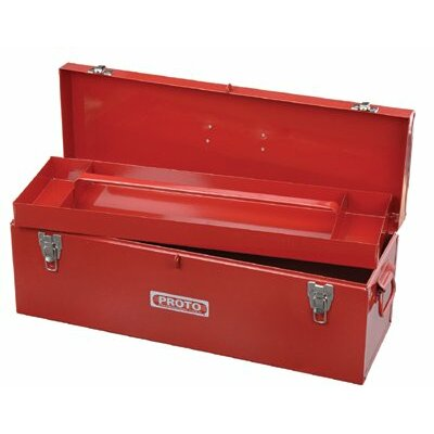 "Proto Proto - General Purpose Tool Boxes 26"" Extra Heavy Duty Tool Box W/Tray: 577-9969-Na - 26"" extra heavy duty tool box w/tray"
