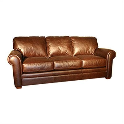 Coja Hamilton Leather Sleeper Sofa