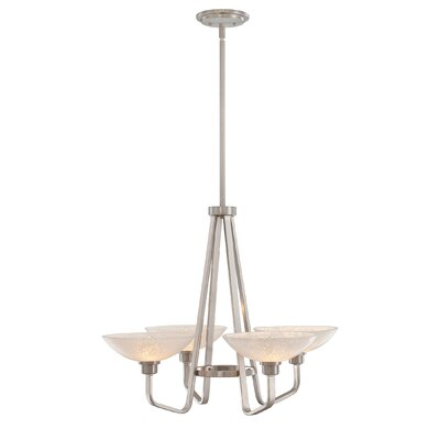 Quoizel Phoenix 4 Light Chandelier