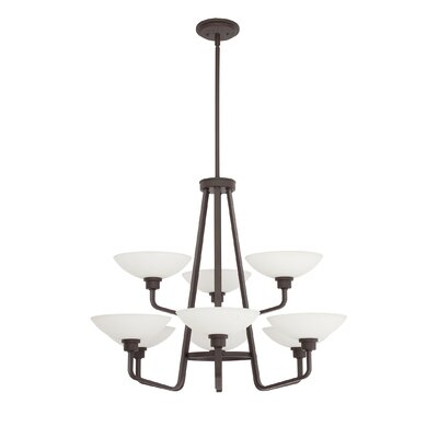 Quoizel Phoenix 9 Light Chandelier