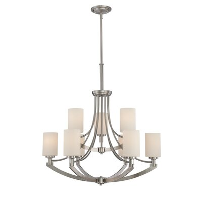 Quoizel Imogen 9 Light Chandelier