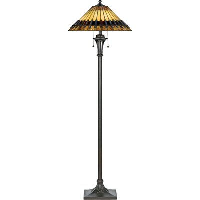 Quoizel Chastain Tiffany Floor Lamp