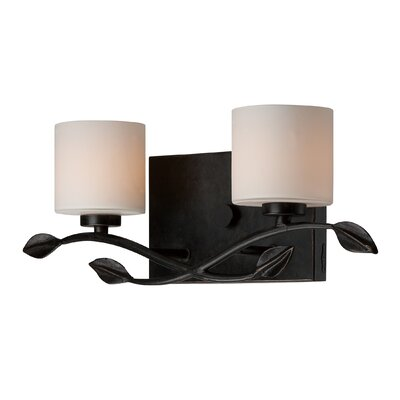 Quoizel Erin 2 Light Bath Vanity Light