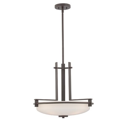 Quoizel Taylor 4 Light Inverted Pendant