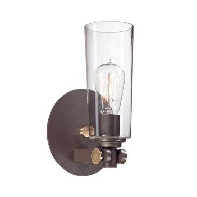 Quoizel Uptown East Village 1 Light Wall Sconce