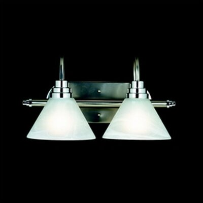 Quoizel Astoria 2 Light Vanity Light