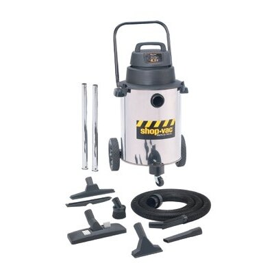 Shop-Vac Industrial Super Quiet Wet/Dry Vacuums