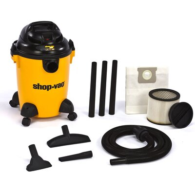Shop-Vac 6 Gallon Ultra Plus Wet/Dry Shop-Vac® 965-06-00