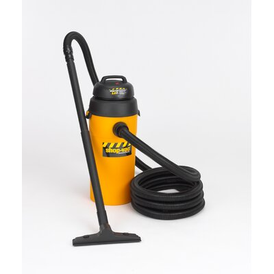 Shop-Vac 5 Gallon 5.0 Peak HP Industrial HangUp Wet / Dry Vacuum