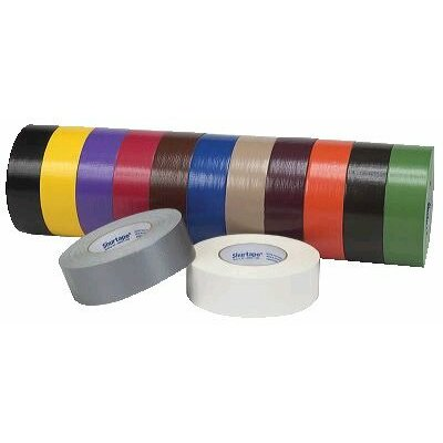 "Shurtape Light Industrial Grade Duct Tapes - 201458 2""x60yds Silver Duct Tape"