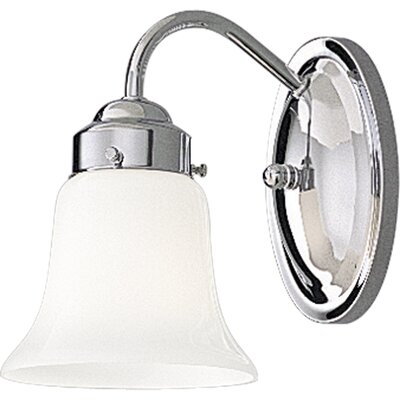 Progress Lighting Polished Chrome Wall Sconce