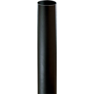 Black Bollard for Path Light (4-3/4