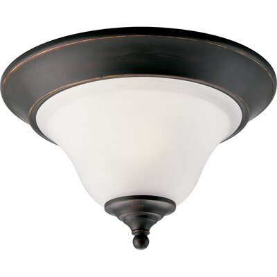 Progress Lighting Trinity 1 Light Flush Mount