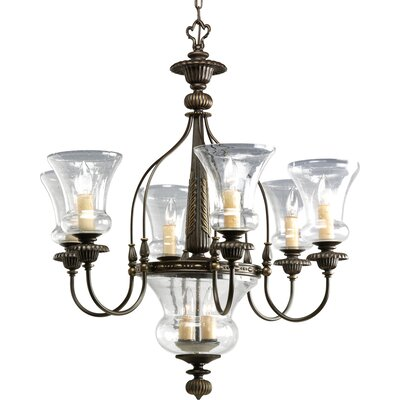 Progress Lighting Fiorentino Chandelier with Bowl