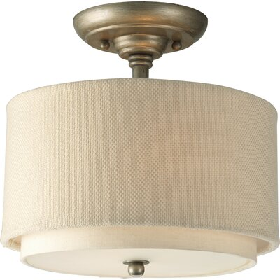 WAC 007 Series Low Voltage Semi Flush Mount Spot Light | Wayfair