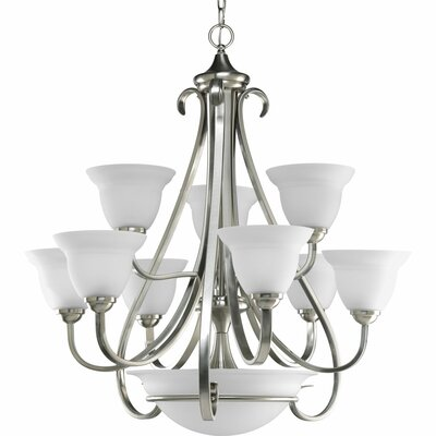 Torino 9 Light Chandelier