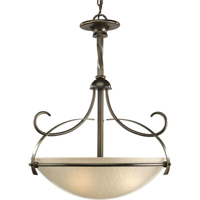 Progress Lighting Nocera 3 Light Inverted Pendant
