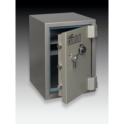 Gardall Safe Corporation Quick Ship:  Gardall Fire And Burglary Safe