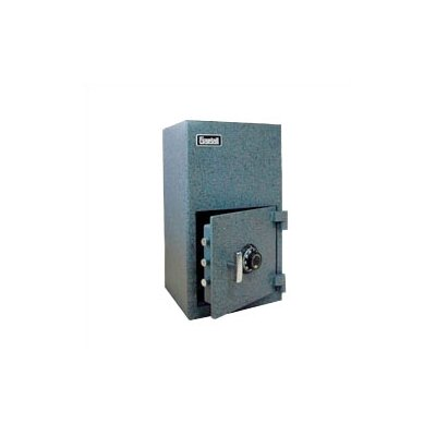 Gardall Safe Corporation Medium Back Loading Commercial Depository Safe
