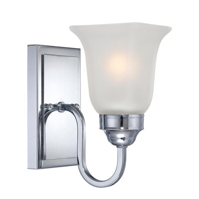 Thomas Lighting Parker 1 Light Bath Vanity Light