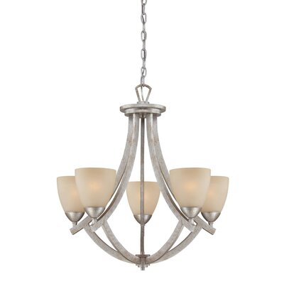 Charles 5 Light Chandelier