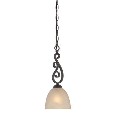 Melody 1 Light Mini Pendant
