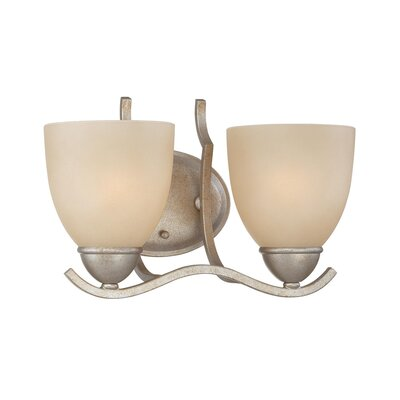 Thomas Lighting Triton 2 Light Bath Vanity Light