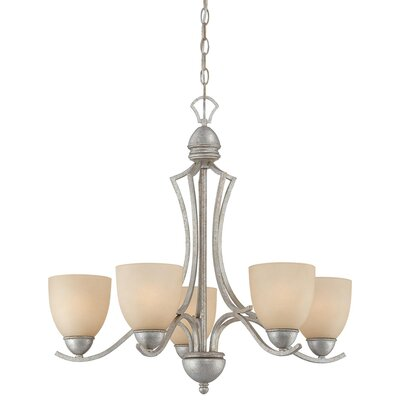 Thomas Lighting Triton 5 Light Chandelier