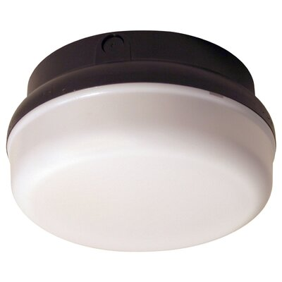 Thomas Lighting LED Outdoor 1 Light Flush Mount
