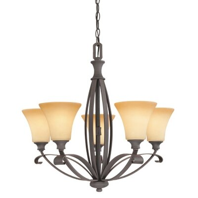 Thomas Lighting Magnolia 5 Light Chandelier