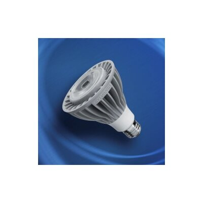 Sylvania PAR30 15 Watt Long Narrow Flood Beam LED Bulb with 25 Degree Beam Angle in White