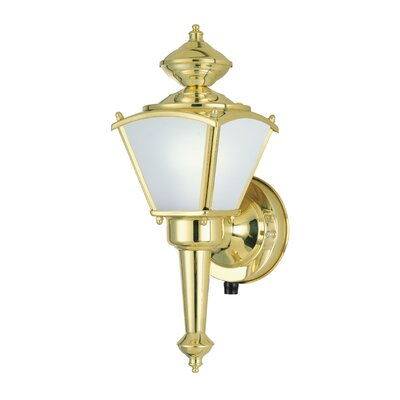 Westinghouse Lighting 1 Light Outdoor Wall Lantern