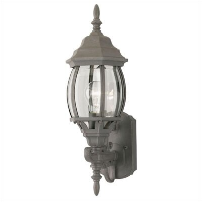 Westinghouse Lighting Exterior Oval 1 Light Wall Lantern