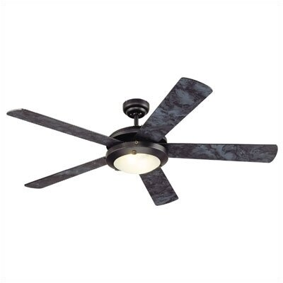 "Westinghouse Lighting 52"" Comet 5 Blade Ceiling Fan"