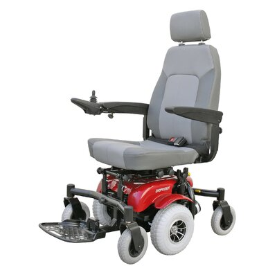 "Shoprider 6 Runner Power Chair with 10"" Wheel"