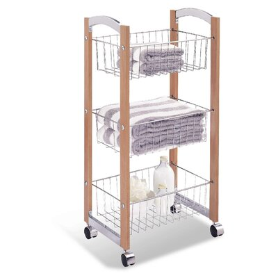 Concord 3 Tier Storage Cart