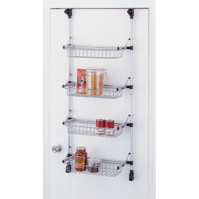 OIA Organize It All Overdoor Basket Unit