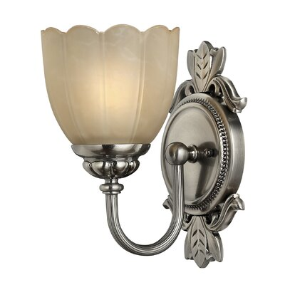Hinkley Lighting Isabella Wall Sconce in Polished Antique Nickel