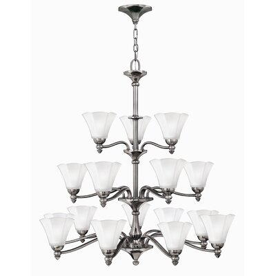 Hinkley Lighting Bloom 18 Light Chandelier