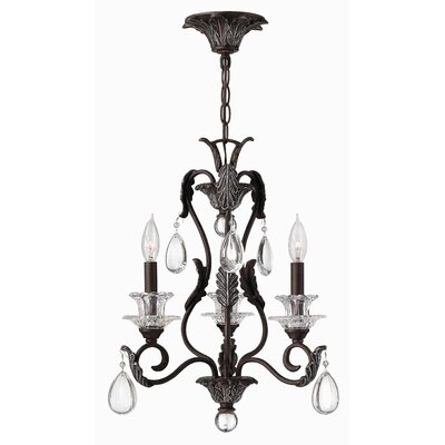 Hinkley Lighting Marcellina 3 Light Chandelier