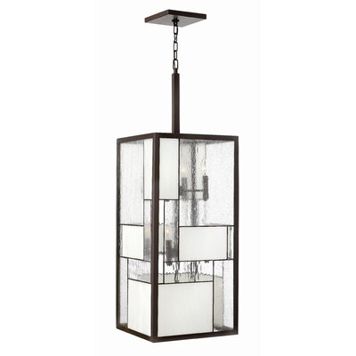 Mondrian 12 Light Foyer Pendant