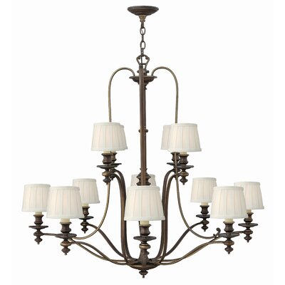 Hinkley Lighting Dunhill 12 Light Chandelier