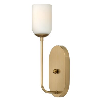 Hinkley Lighting Harlow 1 Light Wall Sconce